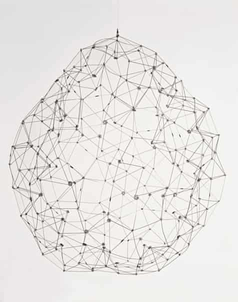 Gego's Sphere, 1976.