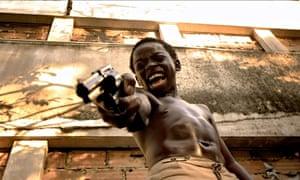 Douglas Silva as Li'l Dice in City of God