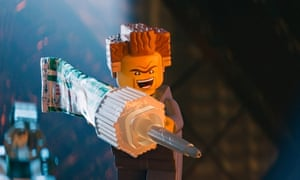 The Lego Movie's Lord Business