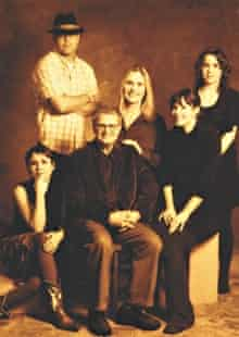Charlie Haden And Family