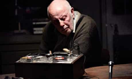 A Sheffield Theatres Production Krapp's Last Tape