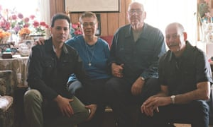Donnie, mother Salina, Don Sr and Joe Emerson