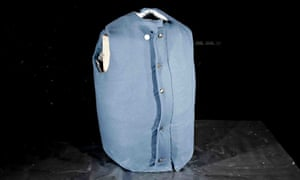 Replica bulletproof silk vest that could have saved Archduke Franz Ferdinand's life