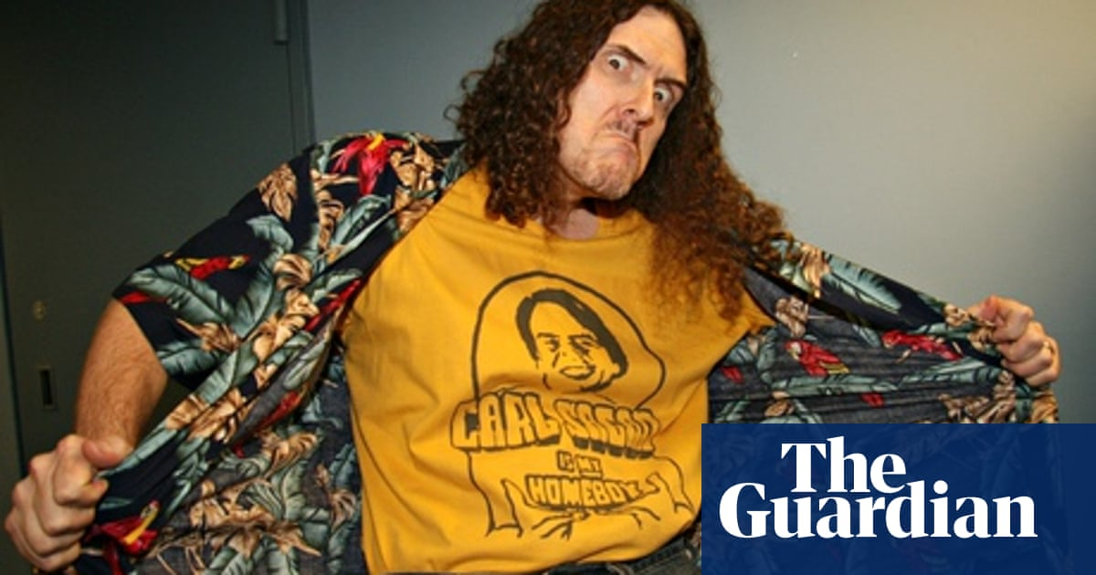 Weird Al Yankovic I Think Robin Thicke Was Glad I Just Mocked His Grammar Comedy The Guardian
