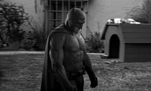 Ben Affleck's Sad Batman