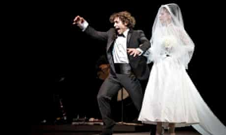 Osipova and Vasiliev rehearse