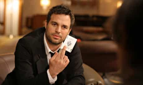Mark Ruffalo in The Brothers Bloom