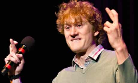 Comedy Slam! at Queen Elizabeth Hall, London, Britain - 23 Oct 2012