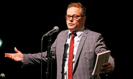 Jack Dee's grumpiness is low in the mix for his Help Desk stage show at the Edinburgh festival fring
