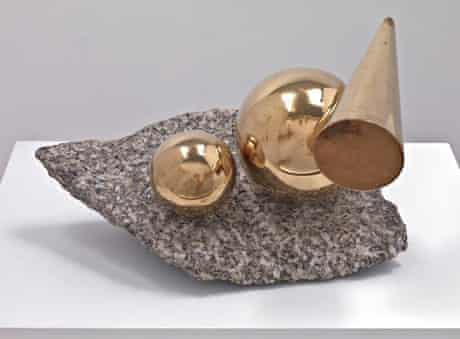 Balanced Forms in Gunmetal on Cornish Granite, 1956-7