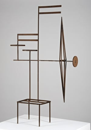 Spatial Construction in Steel, 1956-8