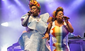 Basement Jaxx at Camp Bestival 2014