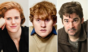 The best of Edinburgh so far? … Sarah Kendall, James Acaster and Adam Riches.