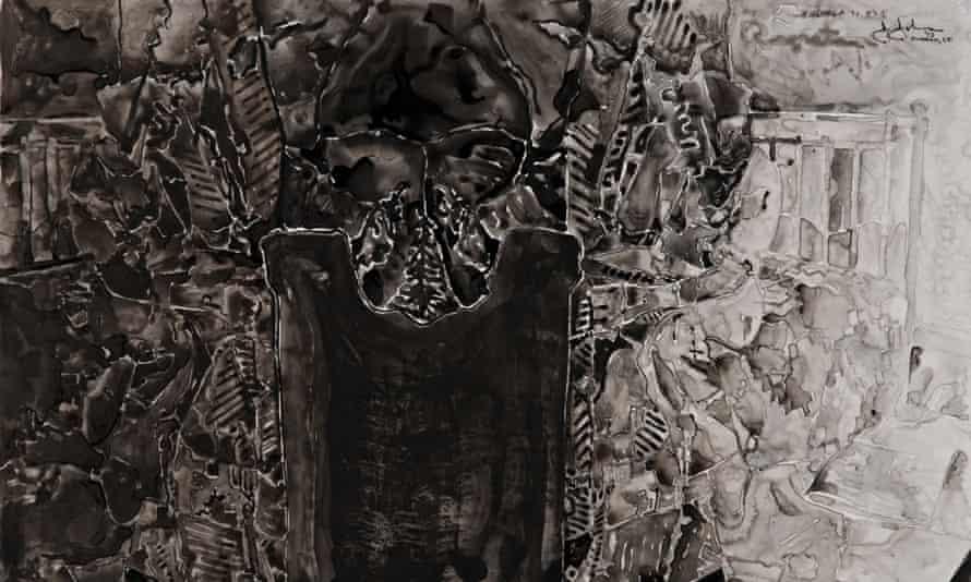 Jasper Johns Regrets