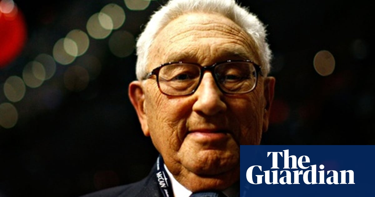 World Order By Henry Kissinger Review Books The Guardian