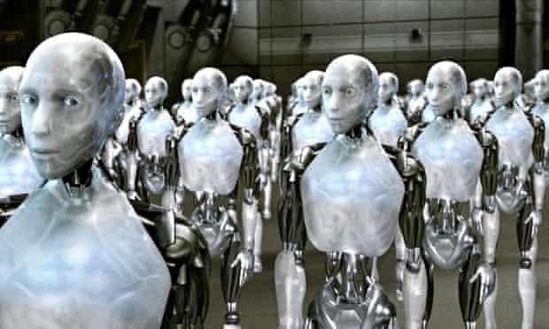 2004, I, ROBOT; I ROBOT