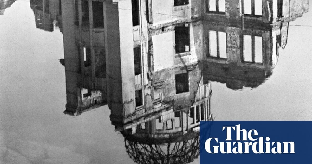 After the bomb: photographs show Japan's rebirth from the rubble