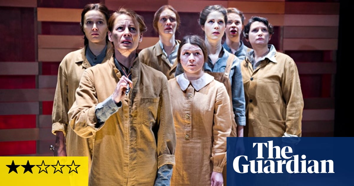 Out of the Cage review – munitionettes drama fails its hard-working