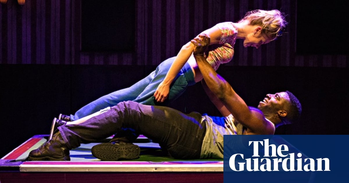 Frantic Assembly's Othello: 'You don't want to put people off Shakespeare for ever'