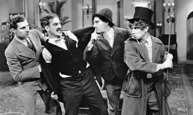 1933, DUCK SOUP: MARX BROTHERS