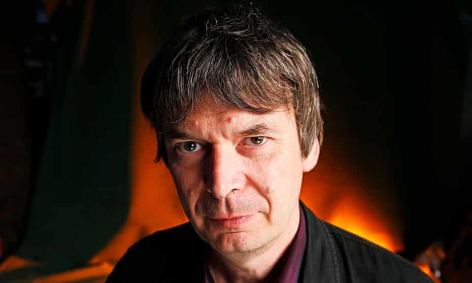 Crime writer Ian Rankin