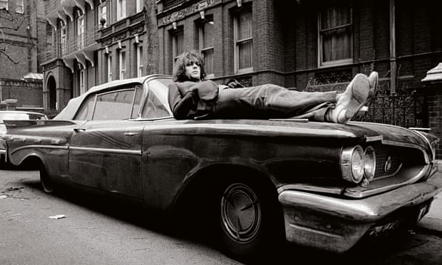 'He was probably the hippest thing out there' … Mick Rock's shot of Syd Barrett