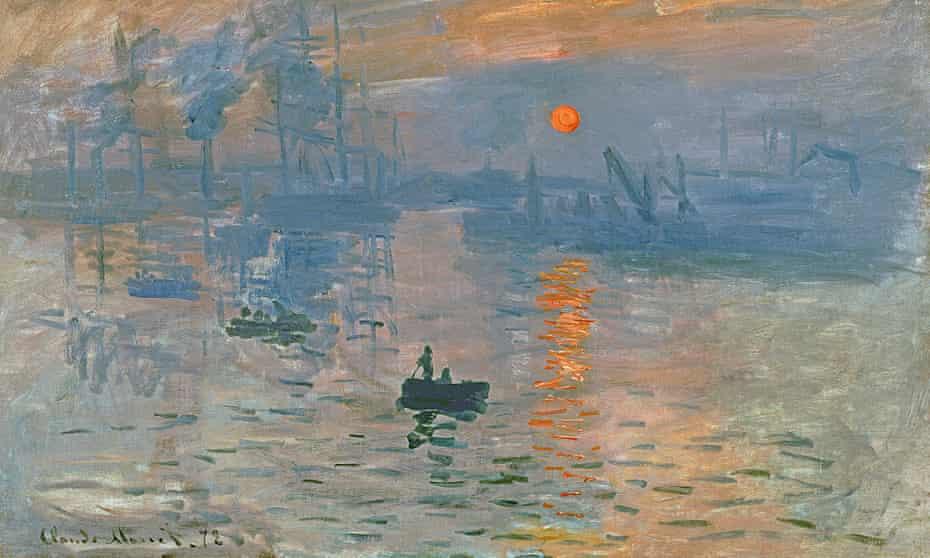 Impression, Sunrise (Impression, soleil levant), 1872. Artist: Monet, Claude (1840-1926)