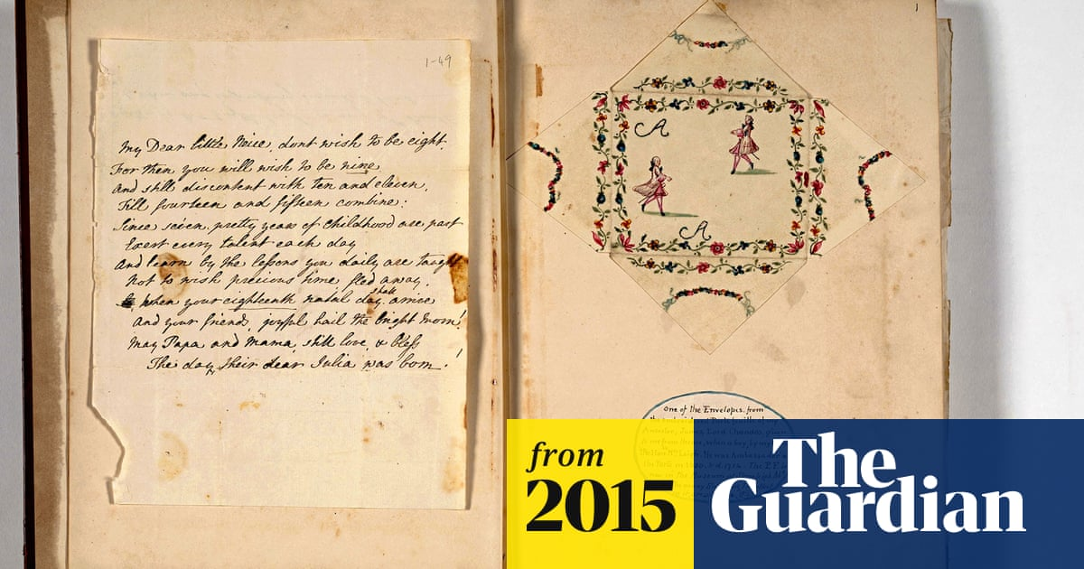 Jane Austen family letters offer 'deeply personal' insight