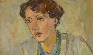 Sense of betrayal … a 1912 portrait by Vanessa Bell of her sister, Virginia Woolf.