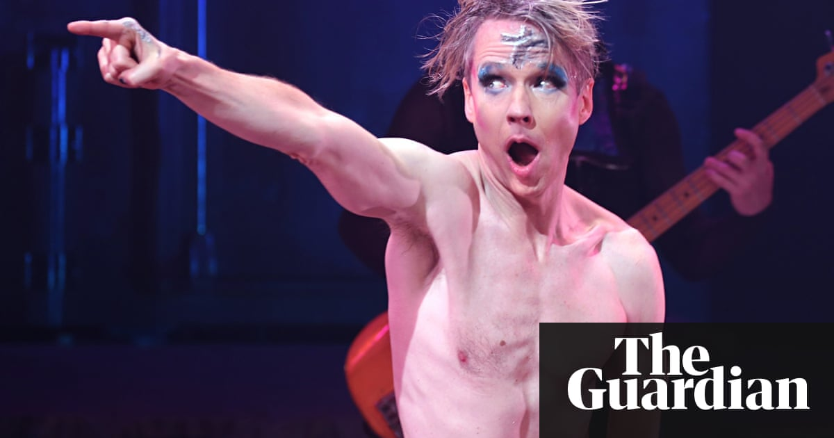 Hedwig and the Angry Inch at Broadway in Chicago 1