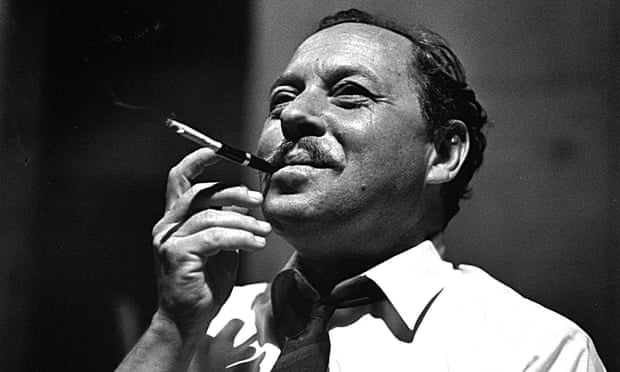 Term paper on tennessee williams?