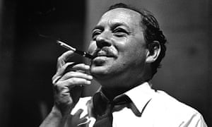 'That's the second time in my life I've ordered room service' … Tennessee Williams.