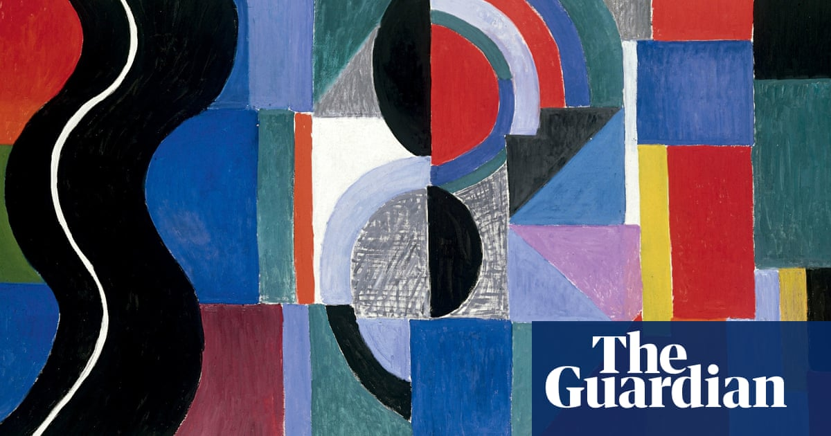 Sonia Delaunay The Avant Garde Queen Of Loud Wearable Art Art And Design The Guardian