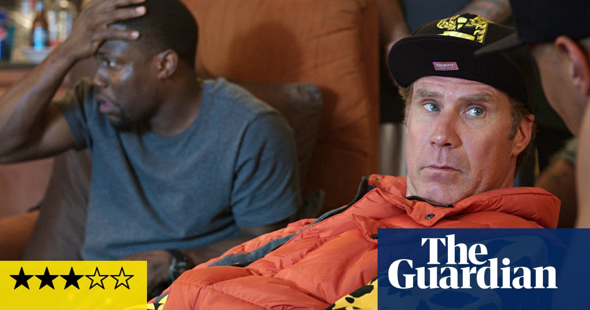 Get Hard Review Will Ferrell Learns Jail Lessons Film The Guardian