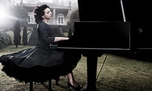 Programme designed for effect … Khatia Buniatishvili