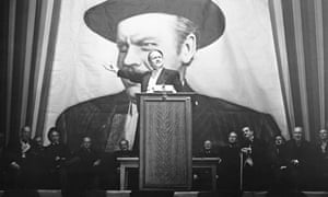 citizen kane and the meaning of rosebud film the guardian orson welles in citizen kane photograph imagenet bfi