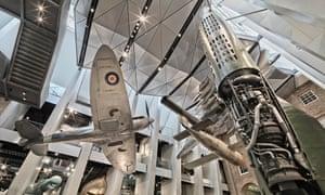 Atrium at the Imperial War Museum