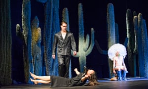 'A comedy of touching, silly but ultimately pointless human activity' … Ahnen by Tanztheater Wuppert