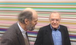 Arvo Pärt and Gerhard Richter