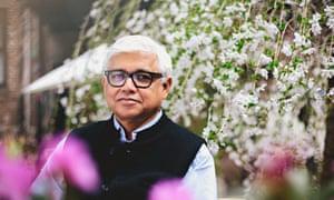 Amitav Ghosh. Photograph: Emilio Madrid-Kuser