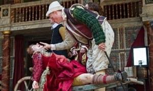 Measure for Measure at Shakespeare's Globe