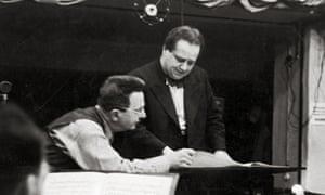 Franz Schmidt, Oswald Kabasta