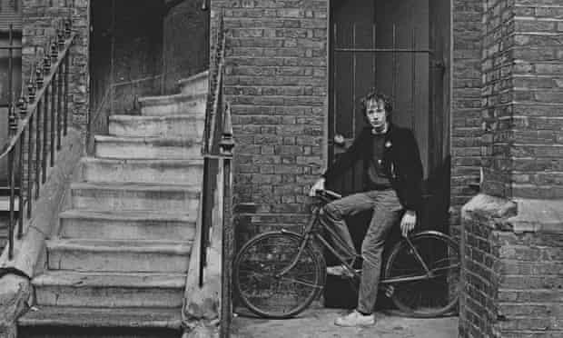 Syd Shelton's Self-Portrait, Charing Cross Road, 1978
