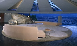James Bond: Elrod House which was featured in Diamonds Are Forever.