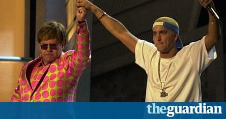 Eminem: Elton John got me off drugs