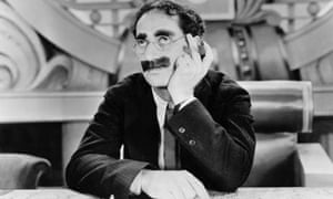 Groucho Marx Duck Soup