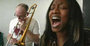 Jamming: Pascal and Beverley Knight