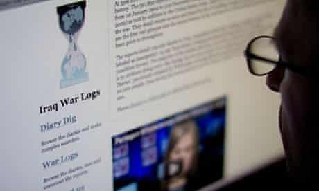 Wikileaks browser