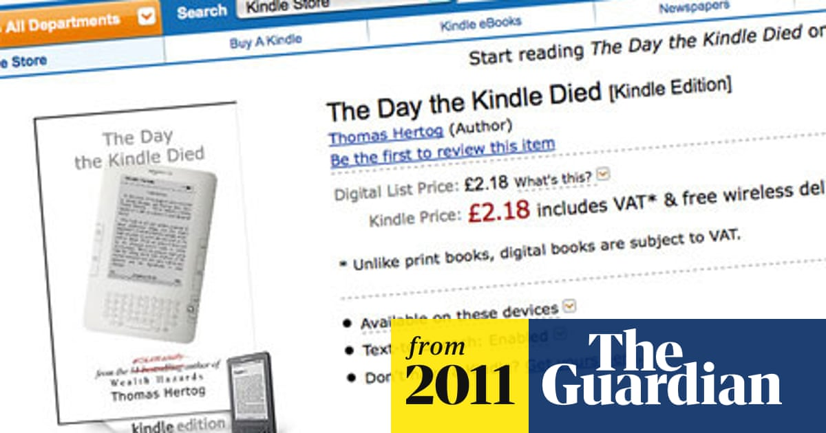 Amazon withdraws ebook explaining how to manipulate its sales