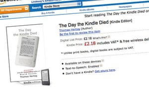 Amazon withdraws ebook explaining how to manipulate its